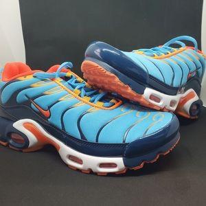 Nike Air Max Plus TN, Size 7 Mens.